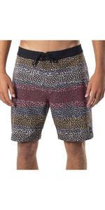 2020 Rip Curl Herre Mirage Conner Salty Boardshorts Cboot9 - Sort