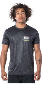 2020 Rip Curl Herre Native Kortærmet Uv T-shirt Wle9em - Sort