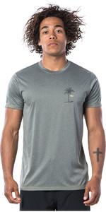 Camiseta Rv Rip Curl 2020 De Manga Corta Para Hombre Con Agujero Negro Wle9gm - Verde Marle