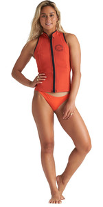2020 Billabong Salty Daze 1mm Neopren Vest S41g54 - Samba