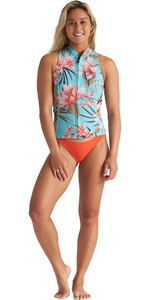 2020 Billabong Frauen Salty 1mm Neoprenweste S41g54 - Wasserfall
