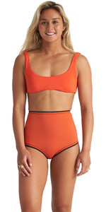 2020 Billabong Dames Hightide 1mm Neopreen Short S41g56 - Samba