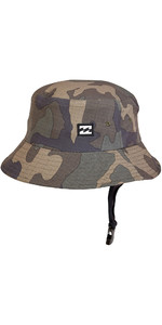2020 Billabong Herren Surf Bucket Hat S4ht20 - Armee Camo