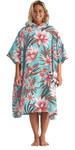 Asciugamano Cambio Poncho Con Cappuccio Donna Billabong 2020 S4br50 - Cascata