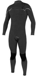 2020 Masculina O'Neill Psycho Uma 3/2mm Chest Zip Wetsuit 4966 - Lavagem ácida