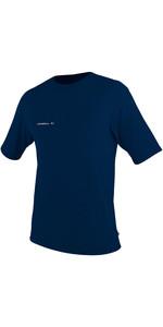 2020 O'neill Herren Hybrid Kurzarm Surf T-Shirt 4878 - Abyss