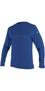 2020 O'neill Jugend Basic Skins Langarm-Hautausschlag T-Shirt 4341 - Pacific