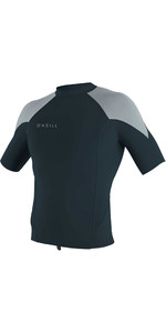 Reactor Ii O'neill Para Homem 2020 1mm Neoprene Top De Manga Curta 5081 - Slate / Cool Grey