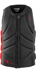 2020 O'Neill Youth Slasher Comp Impact Vest 4940BEU - Graphite / Red