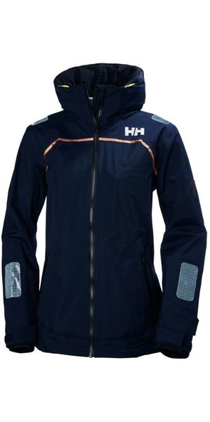 2019 Helly Hansen Damen HP Folienjacke Marine 33887