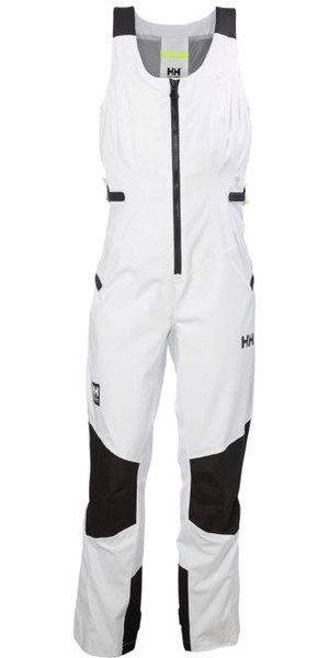 2018 Helly Hansen Damen HP Folien-Salopette Weiß 33888