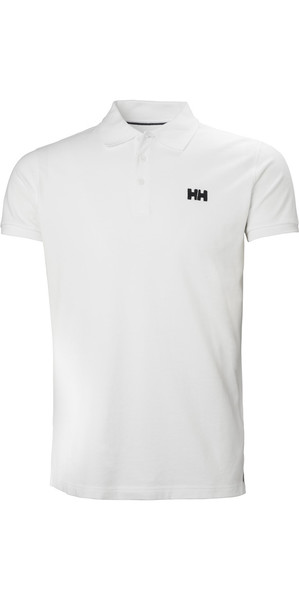 2019 Helly Hansen Transat Polo Shirt bianco 33980