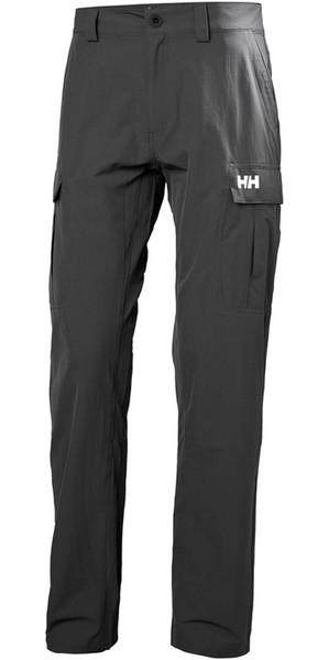 2019 Helly Hansen QD Cargo Bukser Ebony 33996