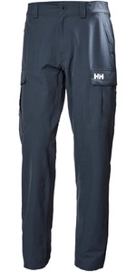2019 Helly Hansen QD Cargo Pantalon Navy 33996