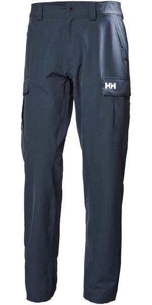 2019 Helly Hansen QD Cargo Pants Navy 33996