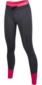 2020 Mystic Diva 2mm Pantalones De Neopreno Para Mujer 200076 - Gris Fantasma