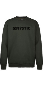 2020 Mystic Mens Flint Sweatshirt 200045 - Brave Green