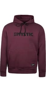 Sweat à Capuche De Brand Mystic 2020 Pour Hommes 190035 - Rouge Sang