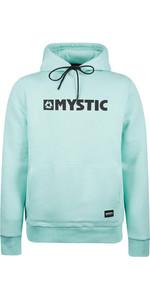 Sweat à Capuche De Brand Mystic 2020 Pour Hommes 190035 - Vert Menthe