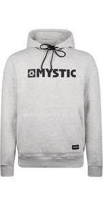 2020 Mystic Mænds Brand Hætte Sweat 190.035 - December Himmel