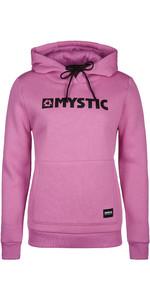 2020 Mystic Vrouwen Brand Hoodie 190537 - Azalea