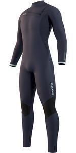 2021 Mystic Mannen Majestic 5/3mm Front Zip Wetsuit 210.056 - Nachtblauw