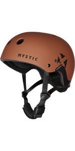 2021 Mystic Mk8 X Hjelm 210126 - Rusten Rød