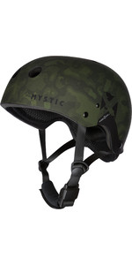 2021 Casque Mystic Mk8 X 210126 - Camouflage