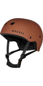 Casco 2021 Mystic Mk8 210127 - Rosso Ruggine