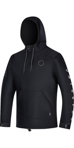 2021 Mystic Une Sueur De 4mm Sweat à Capuche En Néoprène 210129 - Noir