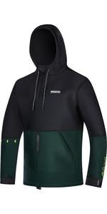 Sweat à Capuche Néoprène 2021 Mystic 4mm 210130 - Feuille Sombre