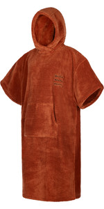 2021 Mystic Teddy Change Robe / Poncho 210133 - Rusty Red