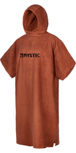 2021 Mystic Regular Change Robe / Poncho 210138 - Rouge Rouille