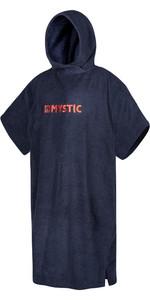 2021 Mystic Regular Change Robe / Poncho 210138 - Bleu Nuit