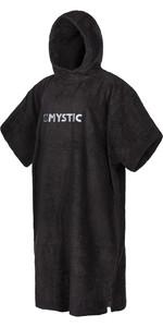 2021 Mystic Regular Change Robe / Poncho 210138 - Noir
