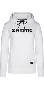 2021 Mystic Kvinders Brand Hoodie 210.033 - Hvid