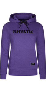 2021 Mystic Hættetrøje Til Kvinder, Brand 210033 - Lilla