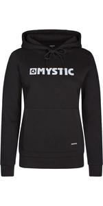 2021 Mystic Hættetrøje Til Kvinder Brand 210033 - Sort