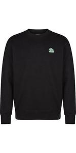 2021 Mystic Lowe-sweatshirt Voor Heren 210206 - Zwart
