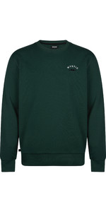 2021 Mystic Mænds Zone Sweatshirt 210208 - Cypress Grøn