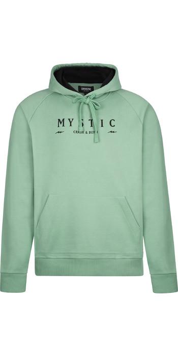 2021 Mystic Mens Hush Hoodie 210210 - Seasalt Grün