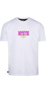 2021 Mystic Herren Dummes T-Shirt 210222 - Weiß