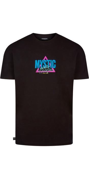 2021 Mystic Herren Dummes T-Shirt 210222 - Schwarz