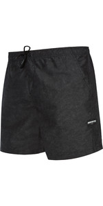 2021 Mystic Mens Brand Swim Boardshort 210185 - Black