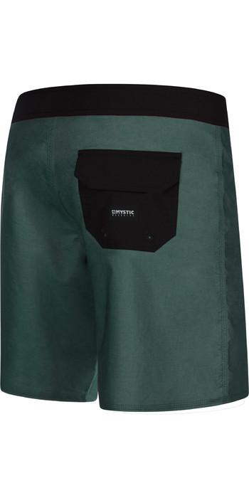 2021 Mystic Herren Brand Board 210187 - Zypresse Grün