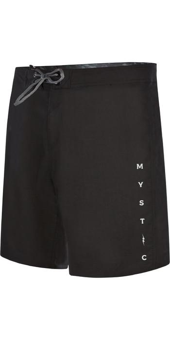2021 Mystic Herren Brand Board 210187 - Schwarz
