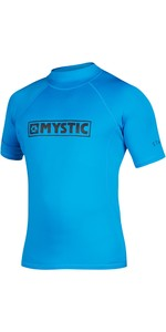 2021 Mystic Star Lycra Vest Lycra Manches Courtes 180114 - Bleu