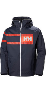 2019 Helly Hansen Salt Power Jacket Graphite Blue 36278