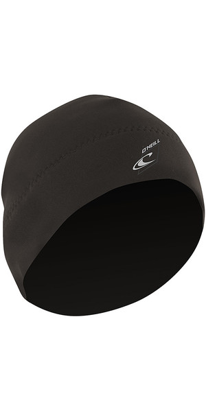 2018 O'Neill 2mm Neoprene Beanie Midnight Oil 3671