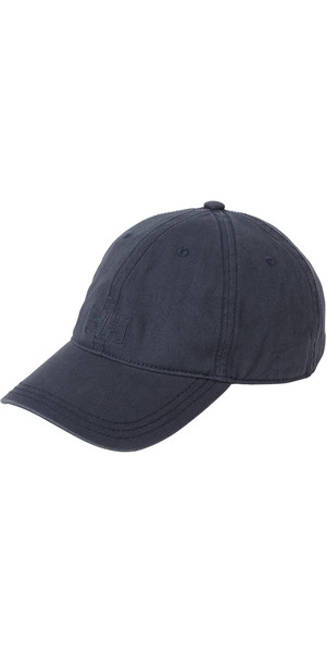 2019 Helly Hansen Logo Cap Graphite Blue 38791